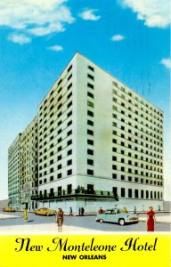 LA - New Orleans. New Monteleone Hotel