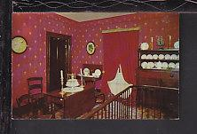 Dining Room,Lincoln Home,Springfield,IL Postcard BIN