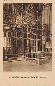 Interior, La Catedral, Verjas Del Presbiterio, Zamora, Spain, 1900-1910s
