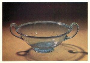 Postcard two handled bowl mediterranean 1st century