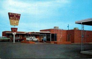 New Mexico Jal Circle A Motel