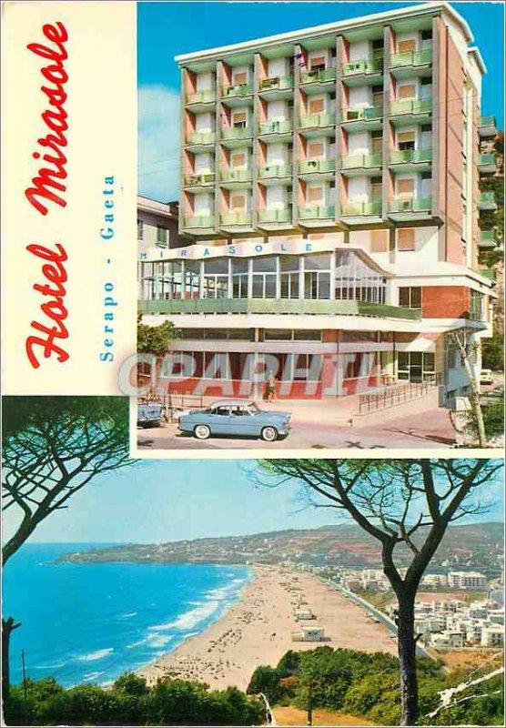 Modern Postcard Gaeta Hotel Mirasale