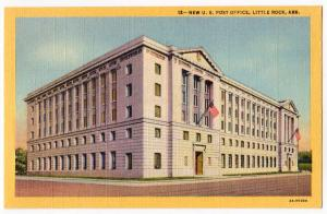 Post Office, Little Rock, AR