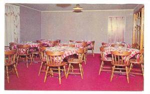 Greetings form Roberts Motel, Gander, Newfoundland, Canada, 40-60s