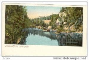 River view, INDALSELFVEN, Doda fallet, 00-10s