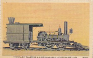 Original John Bull Engine National Museum Smithsonian Institution Washington ...