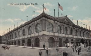 KANSAS CITY , Missouri , 1917 ; Convention Hall