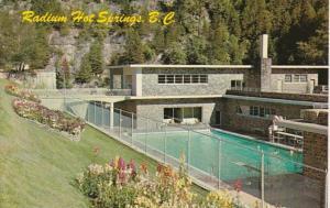 Canada Radium Hot Springs Aquacourt Swimming Pool