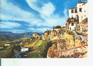 Postal 014487: Vista general de Ronda, Malaga