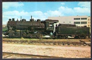 Locomotive 270,Florida East Coast Railroad