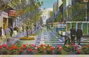Street Shopping Malls of Ontario , Canada , 40-60s