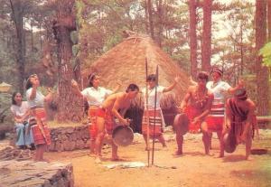 Philippines, Benguet Festival Dance, Barangay Folk Troupe, Ethno Dance Costumes