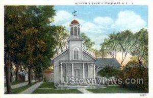 Bethel M.E. Church - Staatsburg, New York