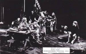 RP, Scene From King Lear, Shakespearean Festival 1964, Stratford, Canada (1)