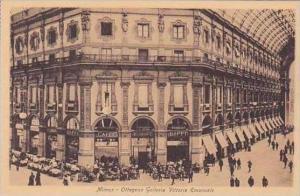 Italy Milano Ottagona Galleria Vittorio Emanuele