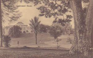 Singapore Government House