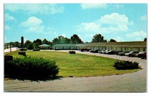 Travelers Motel, Winder, GA Postcard *5Q16