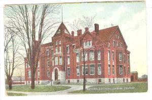 Exterior,General Hospital,Sarnia,Ontario,C anada,PU-00-10s