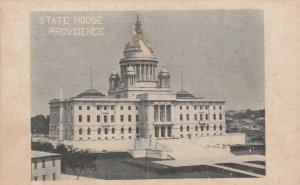 PROVIDENCE, Rhode Island, 1901-07 ; State House