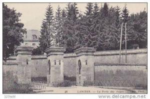 France Langres La Porte des Auges, 00s -10s
