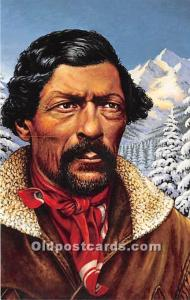 Jim Beckwourt, James Pierson Beckwourt 1797-1866 Black pioneer mountain man, ...