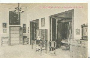 Spain Postcard - El Escorial - Palacio - Habitacion De Felipe II - Ref TZ7884
