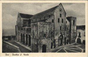 CPA Bari Basilica S.Nicola ITALY (805043)