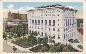 DETROIT, Michigan, 00-10s; Y.M.C.A. , Telephone Bldg. & Detroit Athletic Club