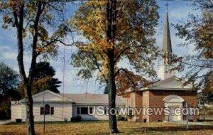 Trinity Lutheran Church - West Sand Lake, New York