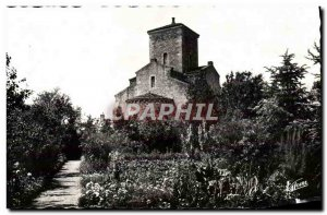 Postcard Modern Wonders Du Val De Loire Germigny Des Pres L & # 39Eglise L & ...