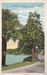 ORLANDO, Florida, 1900-1910's; Lucerne Circle