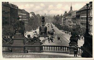 Czech Republic Praha Václavské náměstí Prague 04.83