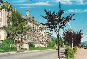 Italy Stresa Grand Hotel et des Iles Borromees Lago Maggiore