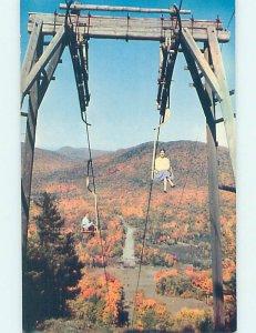 Chrome SKIING RESORT AREA IN SUMMER Rutland Vermont VT AG5272