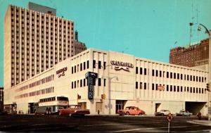 Wisconsin Milwaukee Greyhound Bus Depot
