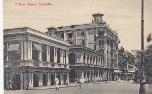COLOMBO , Ceylon , 00-10s ; Prince Street