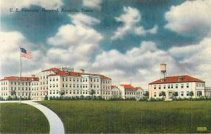 U.S. Veterans' Hospital, Amarillo, Texas, TX, Linen