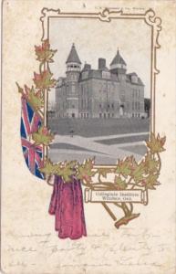 Canada Windsor The Collegiate Institute 1916