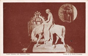Lady Godiva and Peeping Tom Statues / Monuments Unused