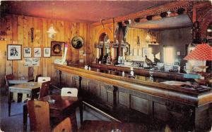 Black Hills South Dakota~Rockerville Gold Town~Antique Bar & Dining Room~1950s