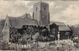 The Old Parish Church, Folkestone (Kent), England, UK, 1900-1910s