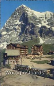 Eiger Swizerland, Schweiz, Svizzera, Suisse Kleine Scheidegg Eiger Kleine Sch...