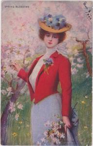 Spring Blossoms , 1906