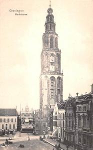 Groningen Holland Martintoren Groningen Martintoren