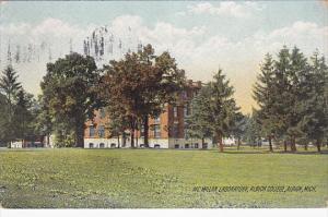 ALBION, Michigan, 1900-1910's; MC Millan Laboratory, Albion College