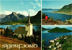 CPM AK Sigerfjord - Views NORWAY (779737)