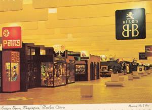Eastgate Square Shoppingtown Hamilton Ontario Canadian Postcard