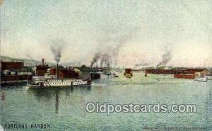 Portland Harbor, OR Post Card  ;      :      Portland Harbor, Oregon Portland...