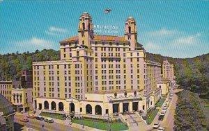 The Arlington Hotel Largest In Hot Springs National Park Arkansas