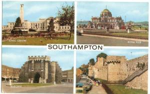 UK, SOUTHAMPTON, unused Postcard